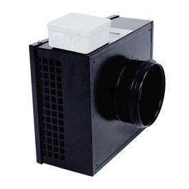 Välisseina ventilaator RS